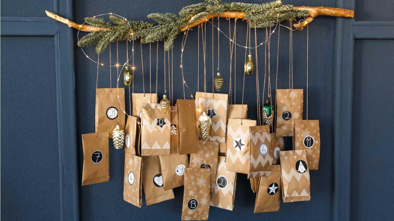 Adventskalender selber basteln – 8 DIY Ideen