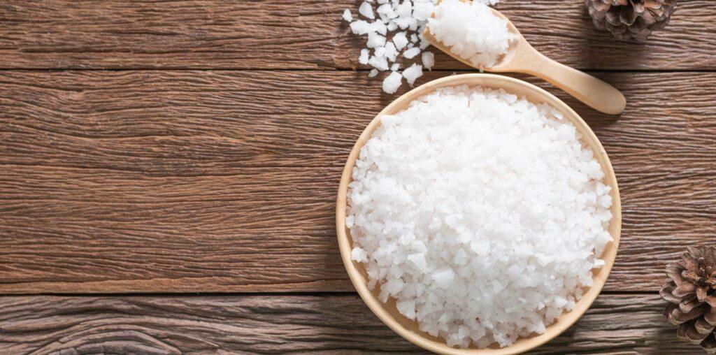 Bittersalz ist auch bekannt als Magnesiumsulfat oder Epsom Salz