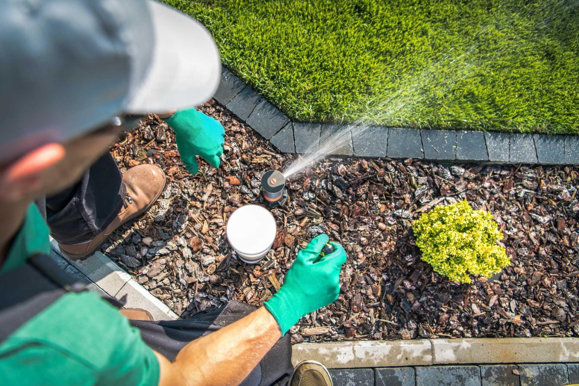 3 Garten Wasserleitungen für den Garten, welche eine optimale Bewässerung ermöglichen