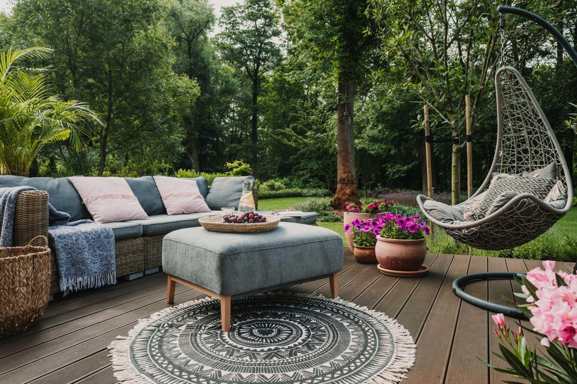 Gartenmöbel Garnitur Kaufkriterien und Test