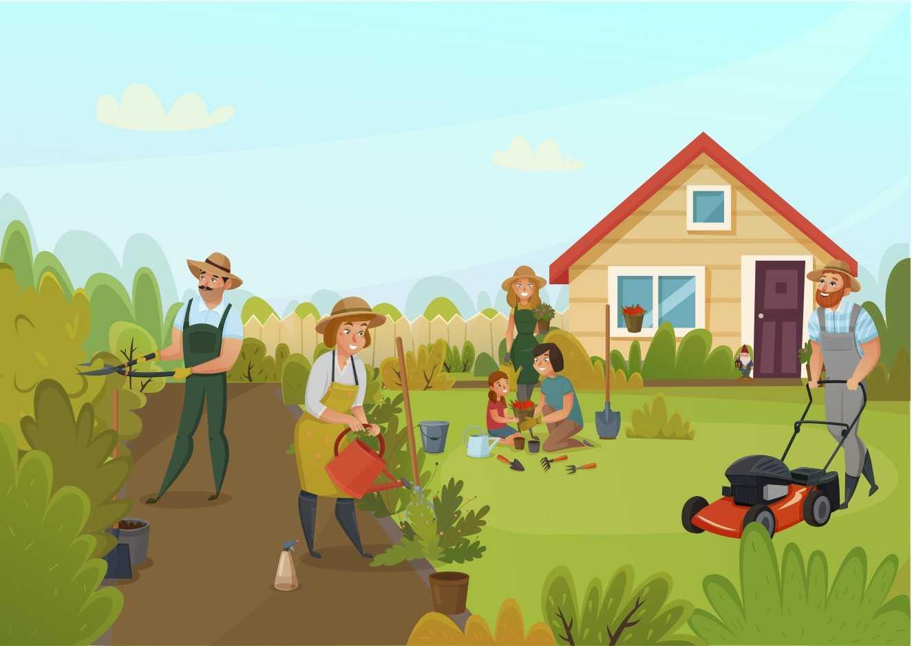 9 Dinge, die Sie aus dem Garten entfernen sollten