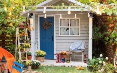 17 Gartenideen für den Herbst