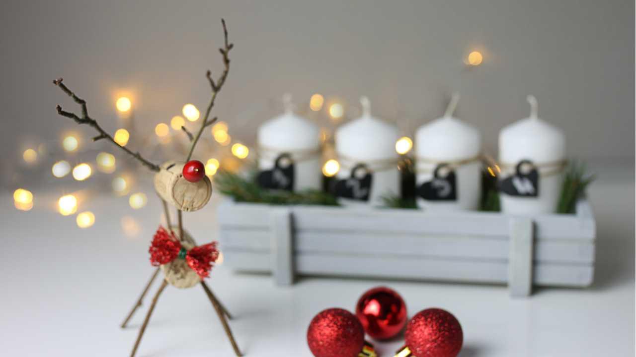 Basteln mit Kindern – Vorfreude auf Weihnachten