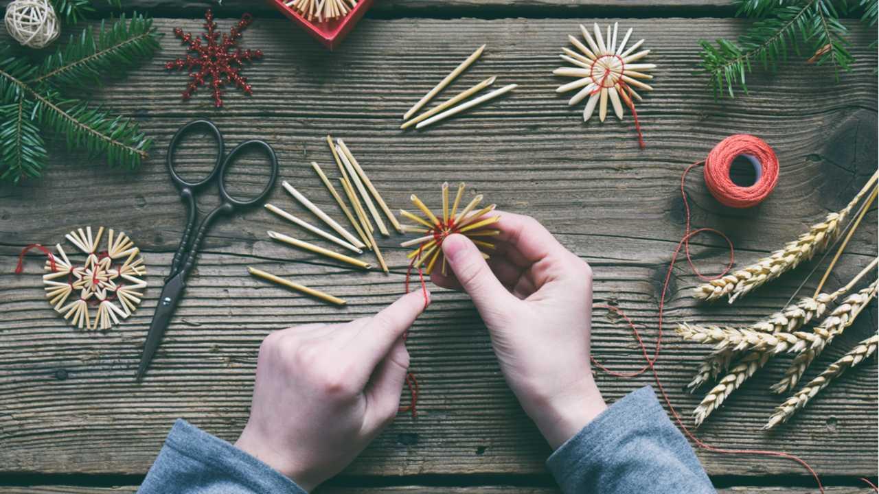 Weihnachtsdeko DIY – Ideen zum selber basteln