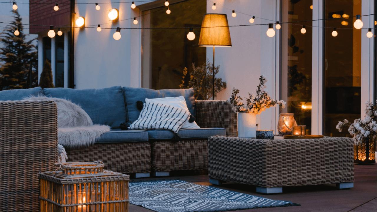 Außenbeleuchtung: Haus, Garten & Terrasse stimmungsvoll in Szene setzen