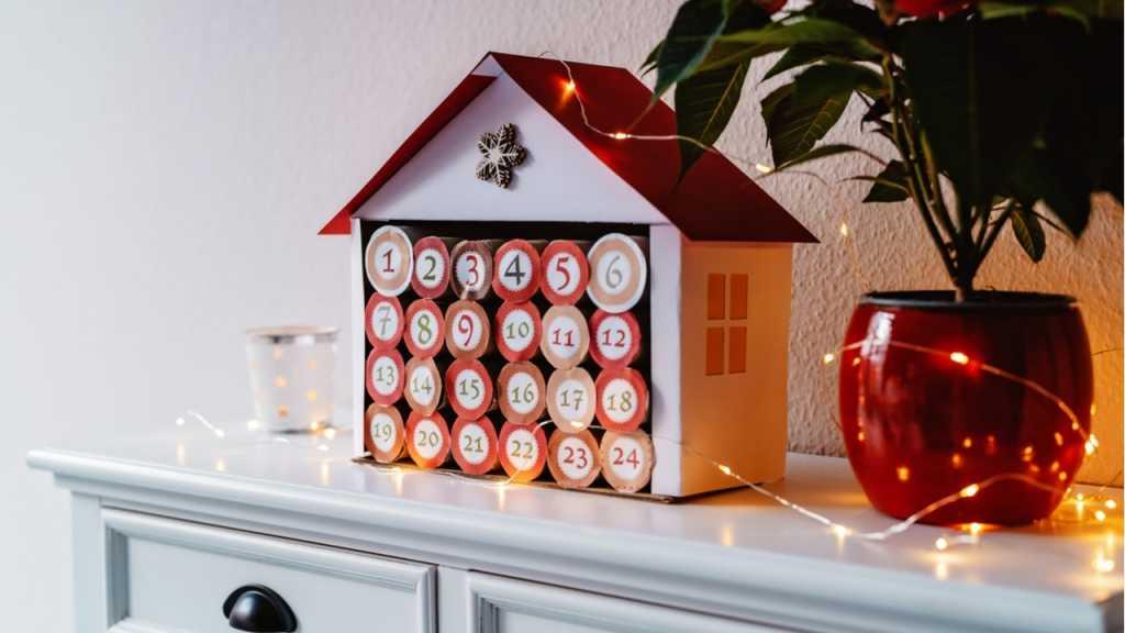 Upcycling kann in der Weihnachstzeit viel Freude bereiten.