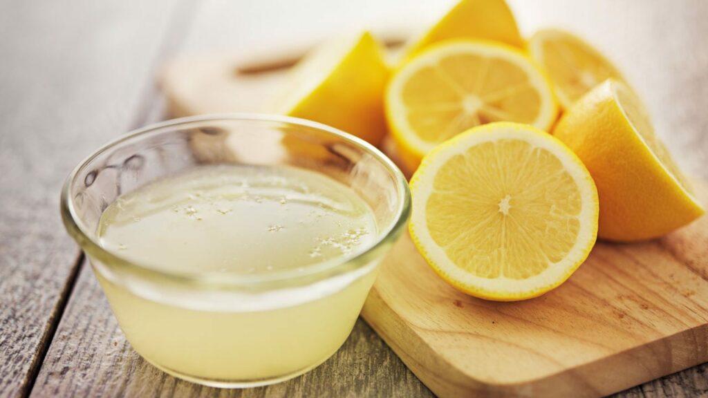 Zitronensaft Fruchtfliege