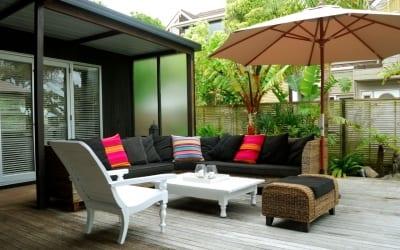 Tipps für mehr Sonnenschutz im heimischen Garten